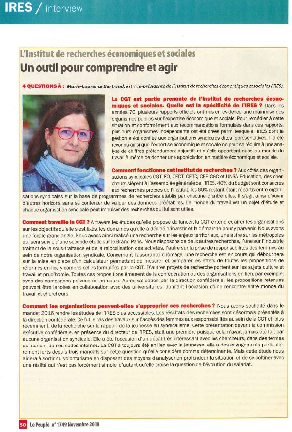 interview le peuple nov2018
