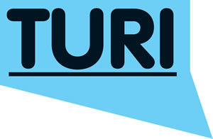 TURI logo for web pages