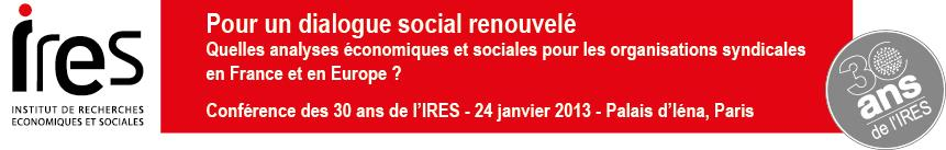 IRES 30ans