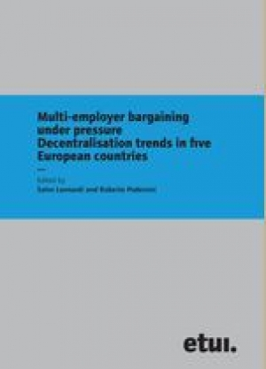 The decentralisation of collective bargaining in France: an escalating process