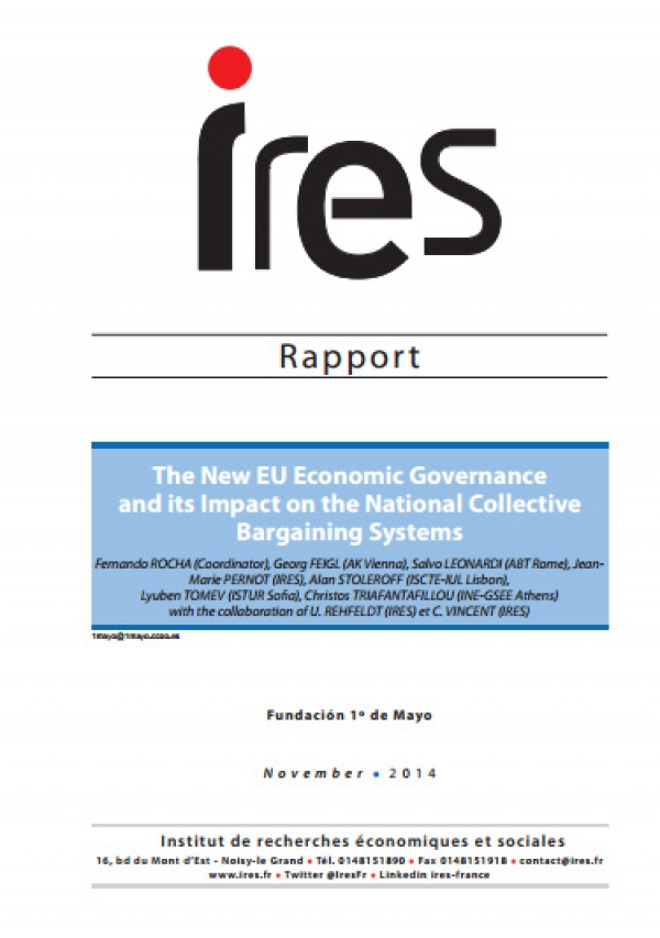 The New EU Economic Governance and its Impact on the National Collective Bargaining Systems