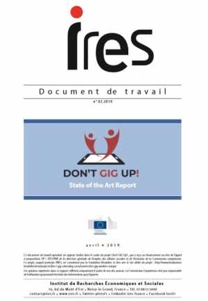 N° 02.2019 - Don't Gig Up ! State of the Art Report